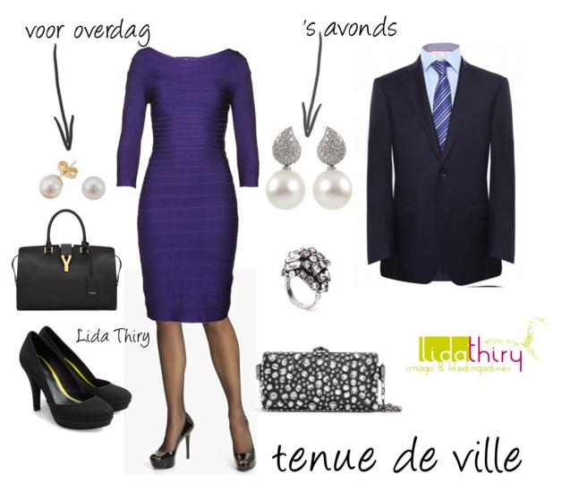 Dresscode 'tenue de ville' – hoe ga je dan gekleed