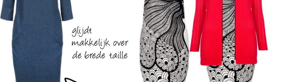 De ideale jurk voor het O-silhouet – lichaam in balans