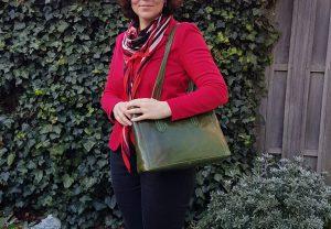 Toon mij je outfit in rood en groen – het resultaat