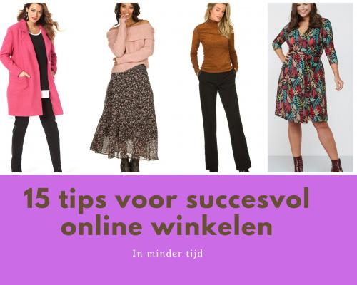 15 Tips voor succesvol online winkelen