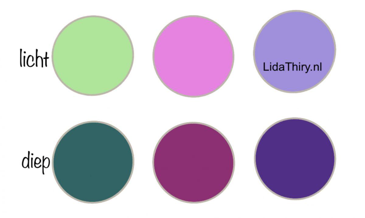 Je kleurtype ontdekken in vier stappen – licht of diep(3)