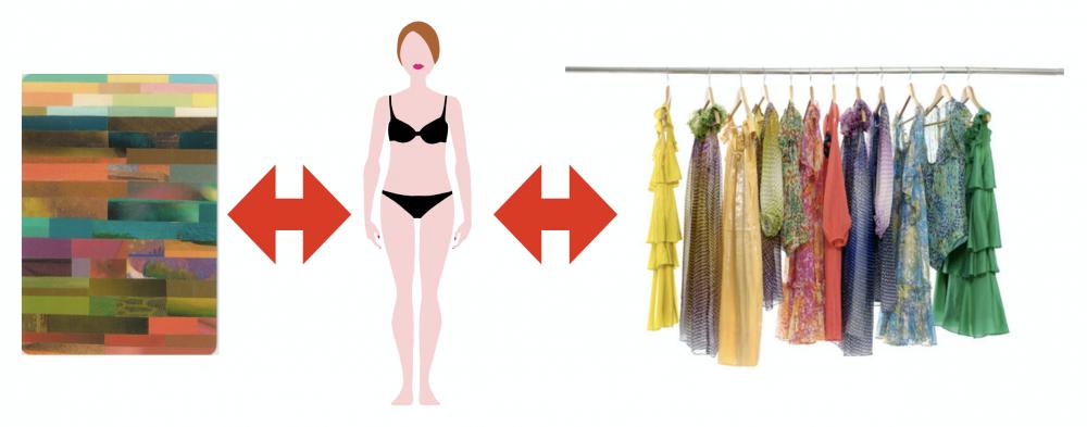Annick's zoektocht naar de ideale garderobe