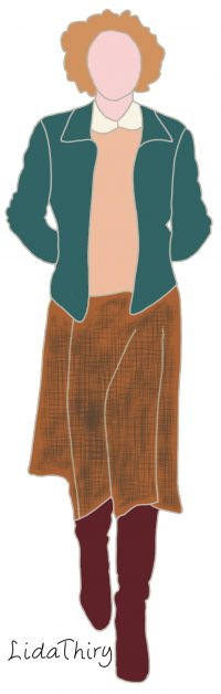 Er goed uitzien in een rok – wat je wel en beter niet kunt doen.