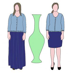 Breng vorm in je uiterlijk en word een sierlijke vaas