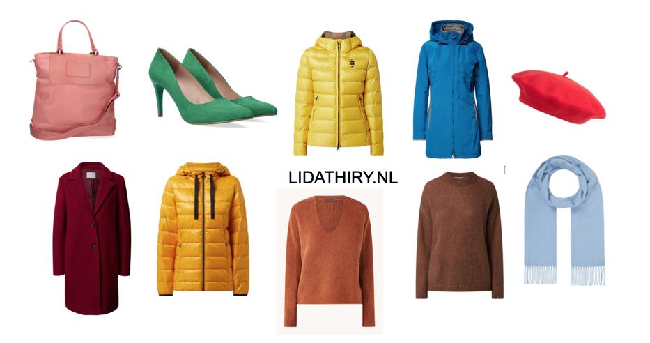 Dit zijn de modekleuren Herfst-Winter 2021-2022