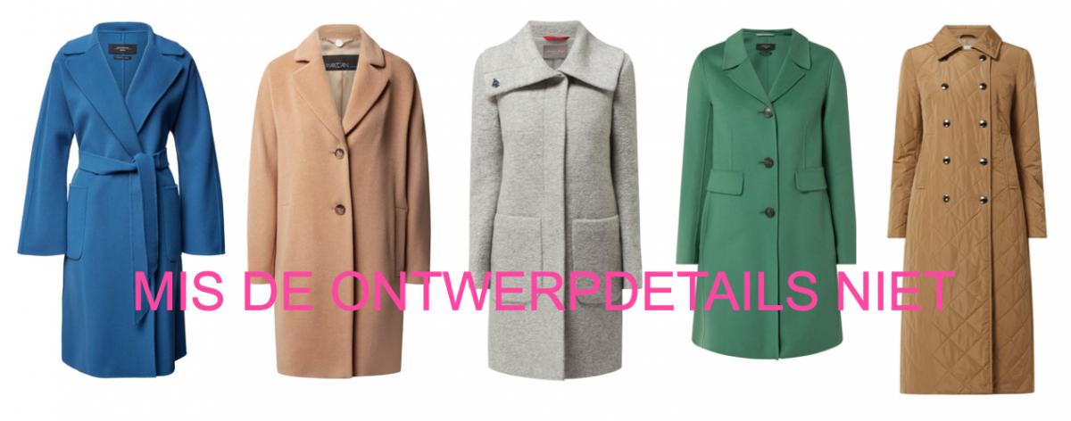 Voor je een nieuwe winterjas koopt – let op de ontwerpdetails